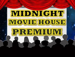 Midnight Movie House Premium