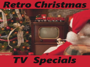 Retro Christmas TV Specials