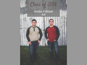 Matthew & Mitchell Graduation Party