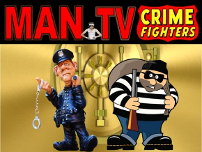 Man TV Crime Fighters
