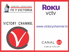 Victory Channel - FE Y VICTORIA TELEVISION