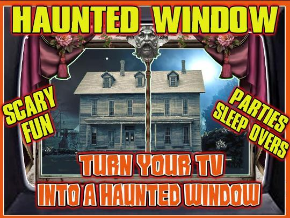 The Haunted Window 2018