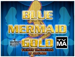 Blue Mermaid Gold