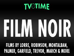 TVTime Film Noir