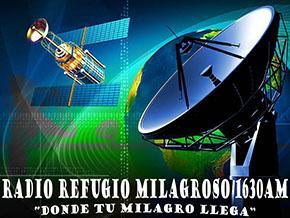 Radio Refugio Milagroso 1630AM