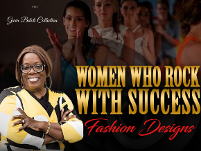 Women Who Rock Fashion Designs