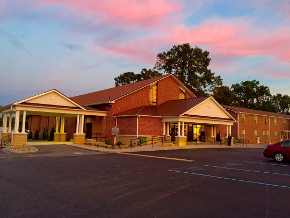 Buffalo Ridge Baptist Church