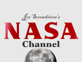Joe Screwdriver's NASA Channel