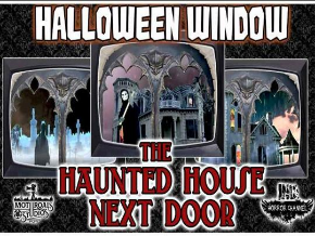 The Halloween Haunted House Next Door 2018