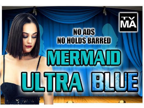 Blue Mermaid ULTRA BLUE