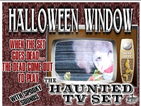 The Haunted TV:Scary Sounds Edition