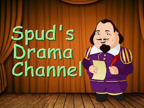 Dramatic Spud