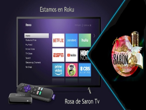 Rosa de Saron Tv